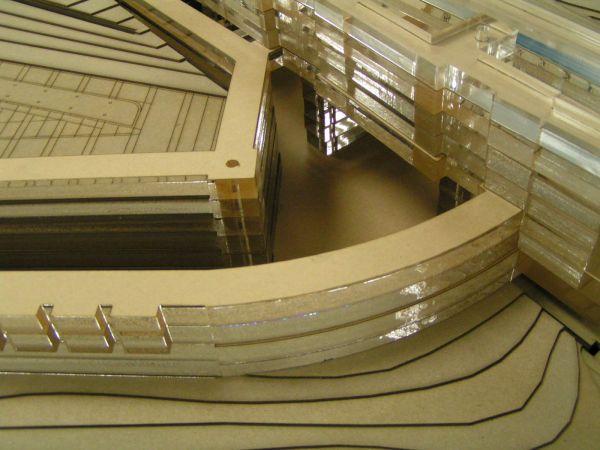 Laser Cut Model