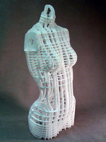 custom acrylic mannequin