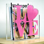 custom love literature organizer