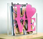 custom love literature organizer