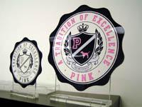 custom table top logos