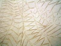laser etched paper design
