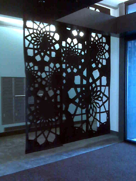 Custom Laser Cut Room Divider Laser Cutting Shapes
