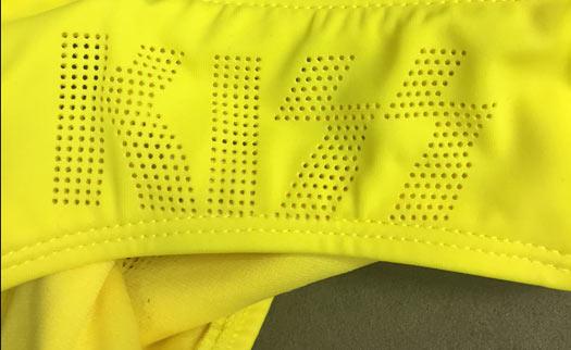 Laser Cut Felt for Pillows