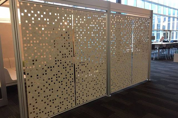 Laser Cut Room Divider Partition Panels