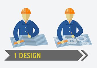 Laser Cut Design Infographic