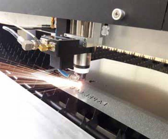 Laser cutting metals